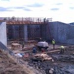 Minidoka 3 South Side Canal Progress