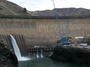 Arrowrock Dam 01
